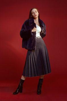 Maryam Nassir Zadeh Fall 2016 Ready-to-Wear Fashion Show