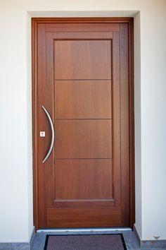 New Door Design, House Main Gates Design, Main Entrance Door Design, Wooden Front Door Design, Bedroom Door Design, Interior Door Styles, Door Design Interior, Window Grill Design Modern, Porte Design