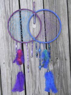 Intertwined Dreamcatcher | Dreams By Design Dreamcatcher