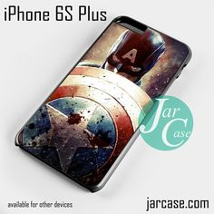 The First Avenger Phone case for iPhone 6S Plus and other iPhone devices