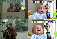 Daryl Dixon memes