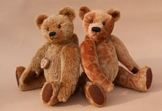 Loppi-Bären_Heike Hilkenbach-BearsandbudsOnlineTeddyBearMagazine