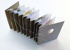 accordion fold book - Google Search