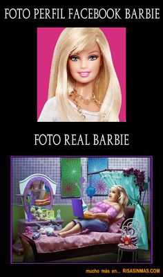 Fashionista Barbie En Español de Facebook de Barbie