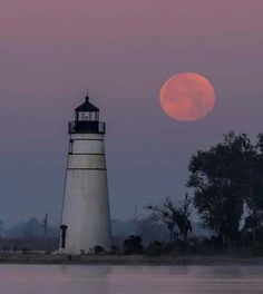 Lighthouse at Madisonville.....