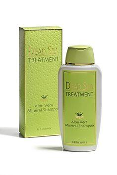 Aloe Vera Mineral Shampo