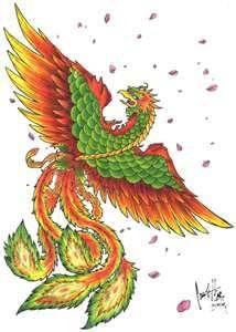 Phoenix Tattoo 2 By Caiojhonson On DeviantART