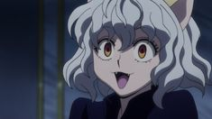 Canary Hunter X Hunter Anime Series Black Cartoon Characters Hunter X Hunter Canary Black An. Hunter X Hunter, Monster Hunter, Hunter Anime, Manga Girl, Girls Anime, Kawaii Anime Girl, Anime Manga, Anime Art, Killua