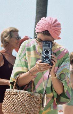 Vintage turban! #trend