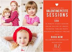 Valentine Mini Sessions 2015 Media PA Photographer | Philadelphia, PA Portrait Photographer | Valentine's Day Petite Sessions