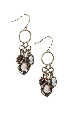 Burnished Gold Ultimate Earrings
