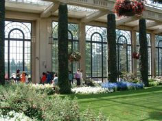 - Conservatory, Longwood Gardens, Delaware-I thought it was in PA. beautiful anyways