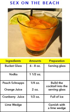 sex on the beach alcohol drink jpg 422x640
