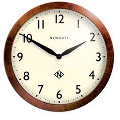 Newgate Billingsgate Wall Clock