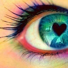 ♥ eyes