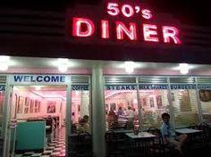Vintage restaurant in dedham