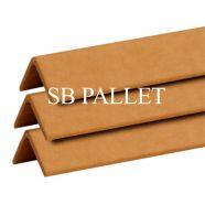 Cantoneiras de papelão | SB Pallet. Facilitam a movimentação e armazenamento de caixas, impedindo avarias ao produto protegido. Veja mais no link!