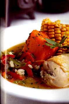 Chilean Food, Chilean Recipes, Mexican Food Recipes, Soup Recipes, Ethnic Recipes, Around The World Food, Soup And Sandwich, Latin Food, Fajitas