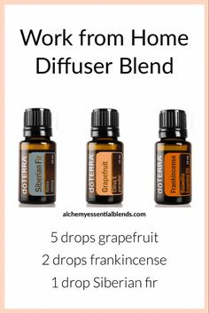 Stay motivated, focussed, energised and healthy when working from home Stress Relief Essential Oils, Essential Oils For Kids, Essential Oil Uses, Pure Essential, Oils For Energy, Essential Oil Diffuser Blends, Doterra Diffuser, Vanilla Essential Oil, Doterra Essential Oils