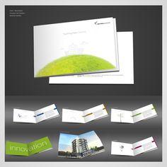 RetroAvenue Brochure by Narendra Keshkar, via Behance
