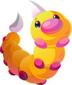 Daily Pokemon by Kuitsuku on DeviantArt First Pokemon, New Pokemon, Cool Pokemon, Pokemon Pins, Pokemon Stuff, Cartoon Design, Starcraft, Catch Em All, Charizard