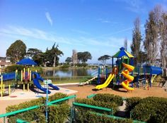 Dennis the Menace Park (Monterey, CA) Where all the cool kids play.