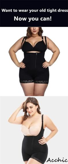 ON SALE & HOT SALE! Full $45+ Get 5% OFF Code: 5OFF😍 Want to wear your old tight dress? Now you can. Perfect Curves Body Shapewear molds your body to an amazing fit and hides discreetly under any outfit. Perfect Curves, How To Slim Down, Bra Lingerie, Tight Dresses, Sexy Body, Fashion Outfits, Womens Fashion, Spring Outfits