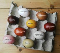 Jak na… Přírodní barvení velikonočních vajíček | Sklizeno