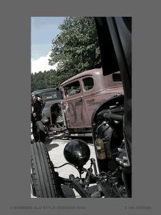 Hot rods & Custom Cars