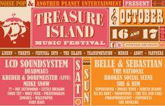 TI Music Festival 2010 Lineup
