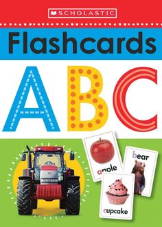 ABC 123 Scholastic Early Learners BOX FLC CR