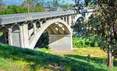 Victoria Avenue Bridge, Riverside Ca. Riverside California, California History, Southern California, Live In The Now, Where The Heart Is, Back In The Day, Garden Bridge, The Good Place, Victoria