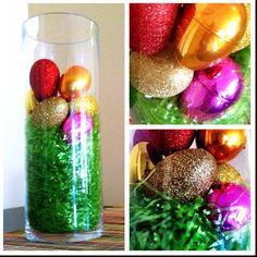 My #DIY #Easter #centerpiece!