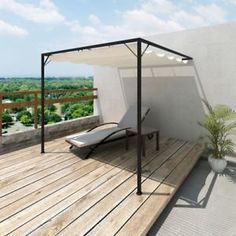 Garden-Awning-Canopy-Party-Gazebo-Patio-Shed-Tent-BBQ-Barbecue-Roof-Sun-Shade