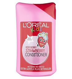 Loreal LOral Kids Extra Gentle 2in1 Very Berry 8 Advantage card points. Knots cant fight against the conditioning 2-in-1 formula of LOral Kids. Its creamy formula leaves hair soft, smooth, manageable and extra shiny. FREE Delivery on orders over 4 http://www.MightGet.com/february-2017-1/loreal-loral-kids-extra-gentle-2in1-very-berry.asp