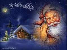 Báječného Mikuláša! Online Image Editor, Online Images, Places To Visit, Animation, Christmas, Painting, Art, Xmas, Art Background