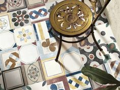 Cir glazed stoneware flooring Via emilia | flooring, Via Emilia collection