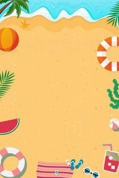 여름의 여름 점 포스터 크리 에이 티브 배경 일러스트 레이...
