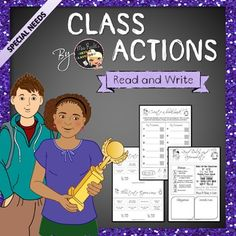 Classroom English for Teens and Special Needs.