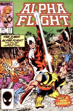 Alpha Flight | Alpha Flight 17 - Jaime Mendoza, John Byrne