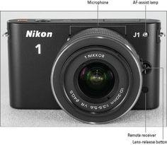 Nikon J1 guide for dummies