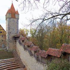 Rottenburg ob der tauber, Germany
