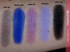 Story Eyeshadow Palette Retrofuture @ZOEVA Cosmetics #zoeva ~ Il Taccuino dell'Elfa