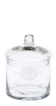 KJ Accents Storage Glass with Lid 3