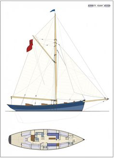 NEW DESIGN - Burnett Yacht Design