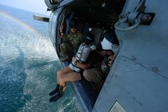 Mastering this jump takes practice. Have you ever made the jump? #americasnavy #usnavy navy.com