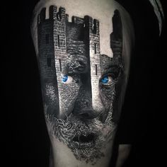 Tattoo artwork by Chris Showstoppr