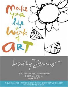 Kathy Davis interview on Smart Creative Women