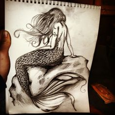 Mermaid drawing I did