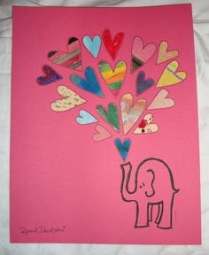 Cute idea...love the hearts!!! :)